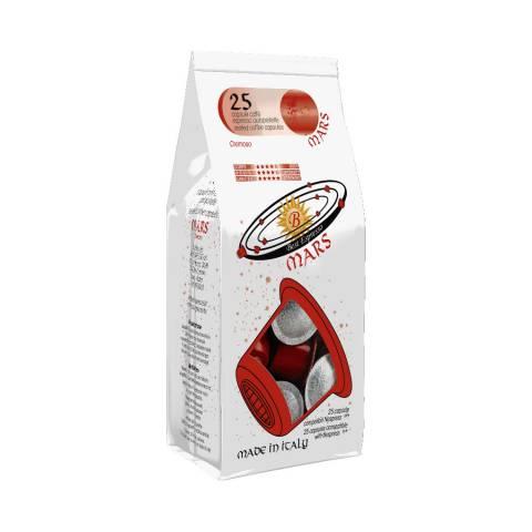 Капсули Best Espresso Mars Cremoso 25 бр. съвместими с Nespresso