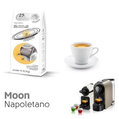 Капсули Best Espresso Luna Napoletano 25 бр. съвместими с Nespresso