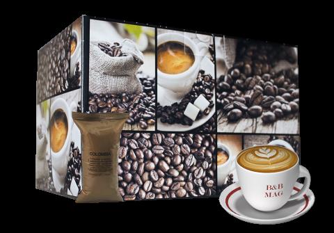 Кафе капсули Колумбия 100 бр. съвместими с Nespresso