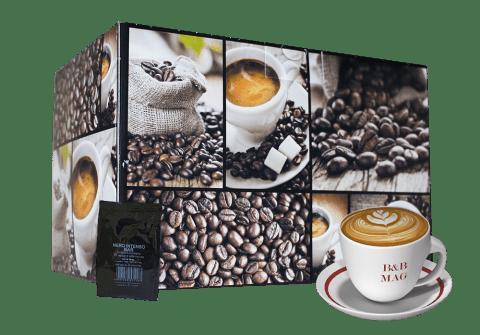 Кафе капсули Nero Intenso Bar 100 бр. съвместими с Nespresso