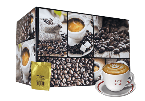 Кафе капсули Oro Crema Bar 100 бр. съвместими с Nespresso