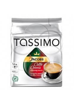 Капсули за кафе Tassimo Jacobs Caffè Crema Vollmundig