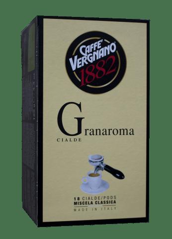 Кафе филтри дози Vergnano Gran Aroma ESE шушулки 44 мм 18 бр.
