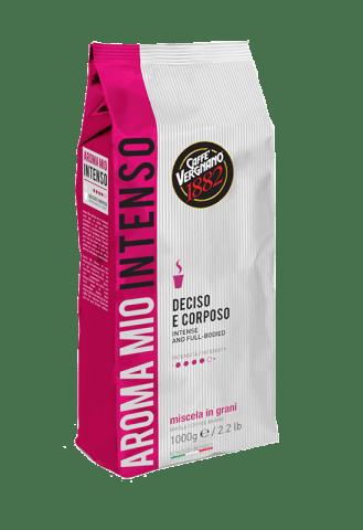 Кафе на зърна Caffè Vergnano 1882 Aroma Mio Intenso
