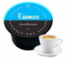 Капсули Italian Coffee Essenza безкофеин съвместим с Lavazza Blue 100 бр