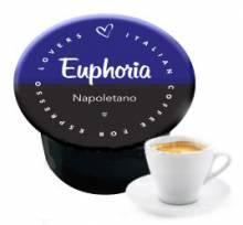 Капсули Italian Coffee Euphoria съвместим с Lavazza Blue 100 бр
