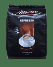 Coffee pods Alberto Espresso