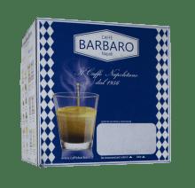 Кафе на филтър дози Barbaro Nero 50 бр. Ese 44 мм