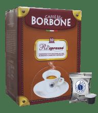 Капсули Borbone NERA 50 бр. съвместими с Nespresso