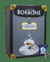 Капсули за кафе Borbone Blu съвместими с Lavazza Espresso Point 50 бр.