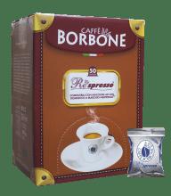 Капсули Borbone Blu съвместими с Nespresso 50 бр.