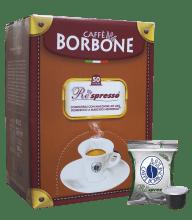 Капсули Borbone miscela безкофеин съвместими с Nespresso 50 бр.