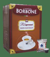 Капсули Borbone miscela Rossa съвместими с Nespresso 50 бр.