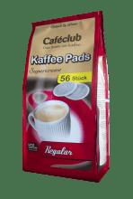 Кафе филтри дози Caféclub Supercreme Classic 56 бр.