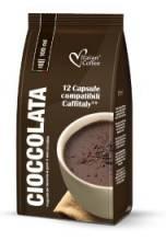 Капсули Italian Coffee шоколад 12 бр. система Caffitaly