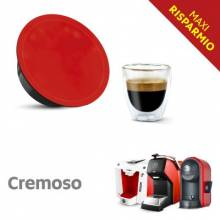 Капсули Italian Coffee Cremoso съвместими Lavazza A Modo Mio 150 бр