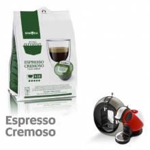 Капсули Gimoka Espresso Cremoso съвместими с Nescafè Dolce Gusto 16 бр