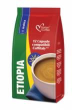 Капсули за кафе Italian Coffee кафе Етиопия 100% Арабика 12 бр. система Caffitaly