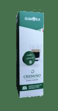 Капсули за кафе Gimoka Cremoso 10 бр. система Caffitaly