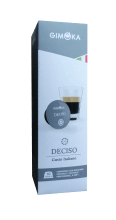Капсули за кафе Gimoka deciso 10 бр. система Caffitaly