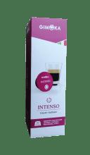 Капсули за кафе Gimoka Intenso 10 бр. система Caffitaly