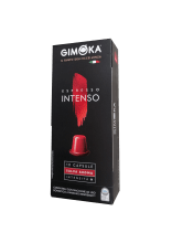 Капсули Gimoka Intenso 10 бр. съвместими с Nespresso