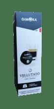 Капсули за кафе Gimoka Vellutato 10 бр. система Caffitaly