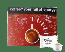 Кафе капсули Italian Coffee Cremoso 50 бр. съвместими с Martello