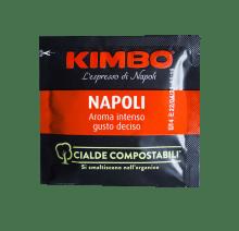 Кафе на филтър дози Kimbo Espresso Napoli 100 бр.