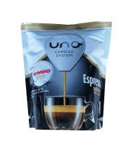 Кафе капсули Kimbo Sublime 100% Арабика съвместими с UNO система на Illy и Kimbo
