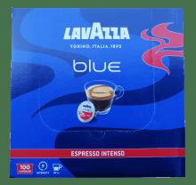 Кафе капсули Lavazza Espresso Intenso 100 бр. съвместими с Lavazza Blue