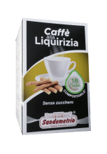 Кафе на филтър дози San Demetrio със сладник 18 бр. Ese 44 мм