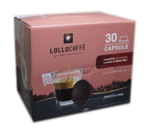 Капсули за кафе Lollo Classico 30 бр. съвместими с A Modo Mio