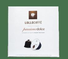 Капсули Lollo Caffè Passionedolce Oro 16 бр. съвместими с Nescafe Dolce Gusto