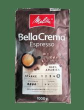 Кафе на зърна Melitta BellaCrema Espresso, 1 кг