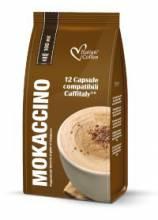 Капсули за кафе Italian Coffee Mokaccino 12 бр. система Caffitaly
