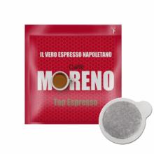 Кафе на филтър дози Moreno Top Espresso 150 бр. Ese 44 мм