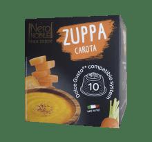 Супа с моркови NeroNobile - 10 капсули съвместими с Dolce Gusto