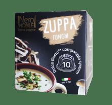 Супа от гъби Neronobile - 10 капсули съвместими с Dolce Gusto