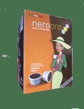 Капсули за кафе Nerooro Miscela Oro 50 бр. съвместими с Lavazza Espresso Point