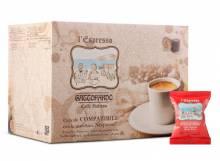 Кафе капсули ToDa Gattopardo Gusto Ricco 100 бр. съвместими с Nespresso