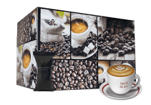 Кафе капсули Fortissimo Arabica 100 бр. съвместими с Nespresso