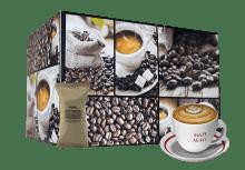 Кафе капсули Puro (чист) 100 бр. съвместими с Nespresso