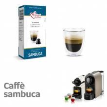 Капсули Italian Coffee Sambuca 10 бр. съвместими с Nespresso