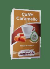 Кафе на филтър дози San Demetrio карамел 18 бр. Ese 44 мм