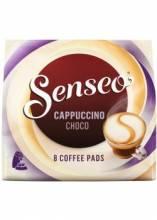 Кафе филтри дози Senseo Cappuccino Choco 8 бр.