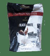 Кафе филтри дози Tchibo Caffè Black & White 100% Арабика/100 бр. - 62мм