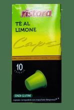 Капсули Ristora чай лимон