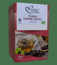 Био чай Ventre Piatta 18 бр. филтри ESE