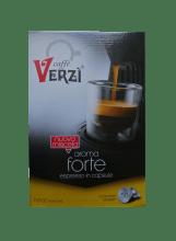 Капсули за кафе Verzì Forte съвместими с Bialetti 50 бр.